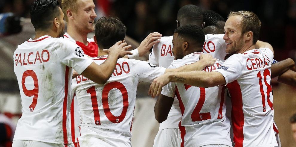 El Mónaco se garantiza el primer puesto y complica al Tottenham