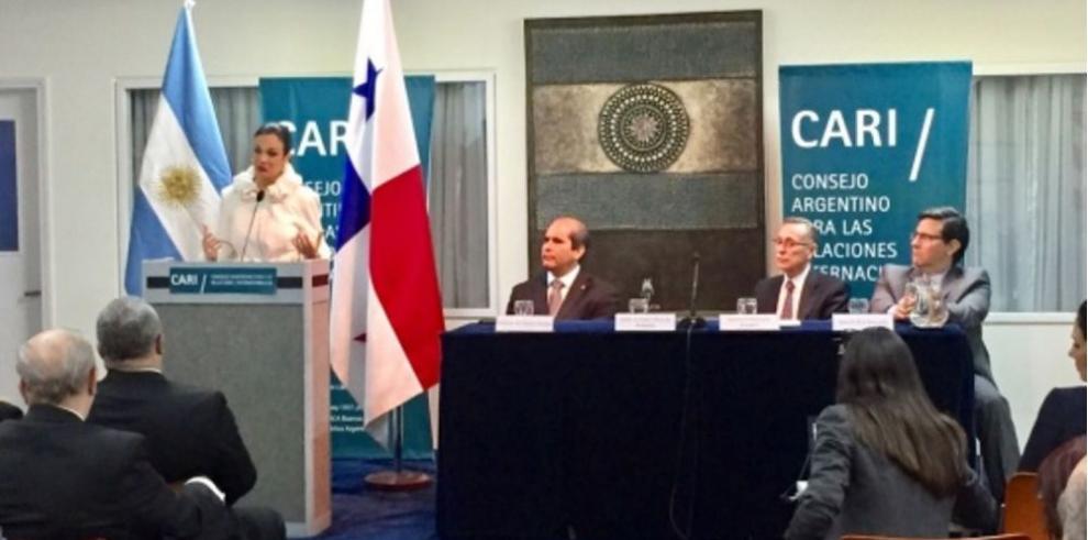 Panamá y Argentina acuerdan cooperación
