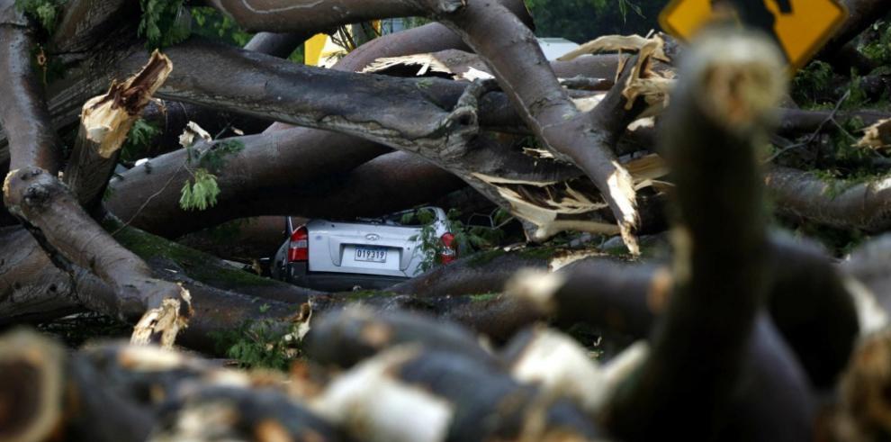 Alerta roja en las costas del Caribe y alerta amarilla para el resto del país