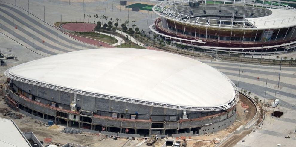Río despide a constructora del velódromo a 67 días de las Olimpiadas