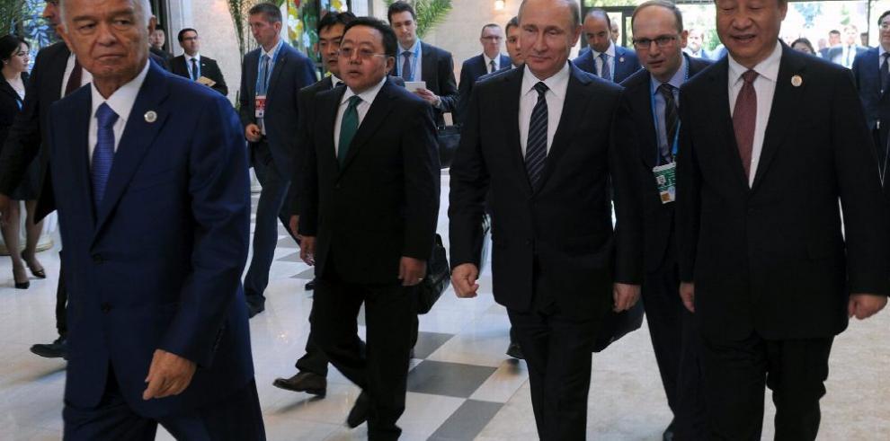 Putin confía en cooperación integral entre Rusia y China