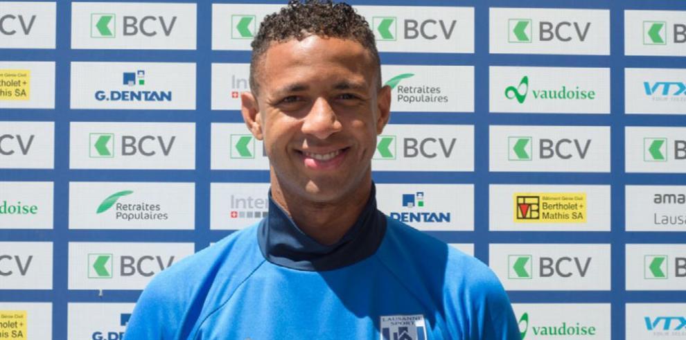 Club Laussane Sport le dio la bienvenida a Gabriel Torres
