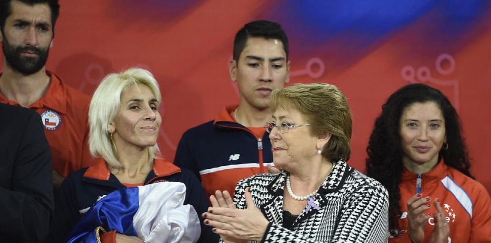 Bachelet y los juegos