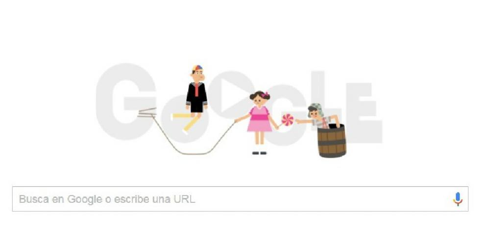"""Google celebra el 45 aniversario de """"El Chavo del 8"""""""