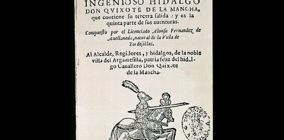 'El impostor de Cervantes'