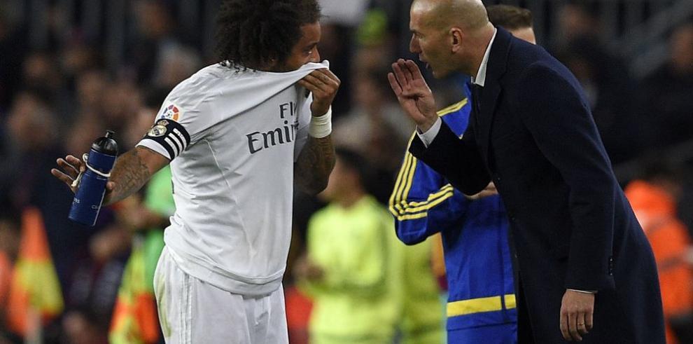 Zidane, fue el gran vencedor en el clásico