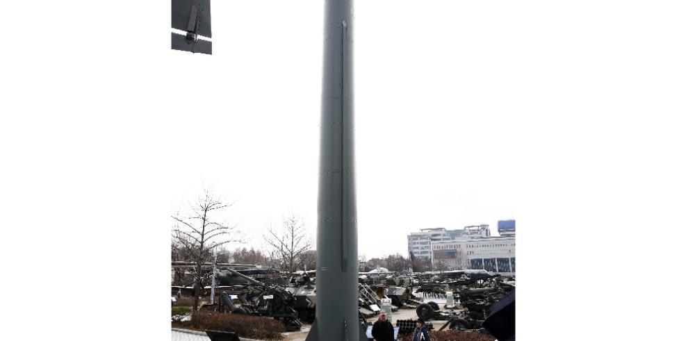 Corea del Norte lanzó misil de largo alcance, informa gobierno surcoreano