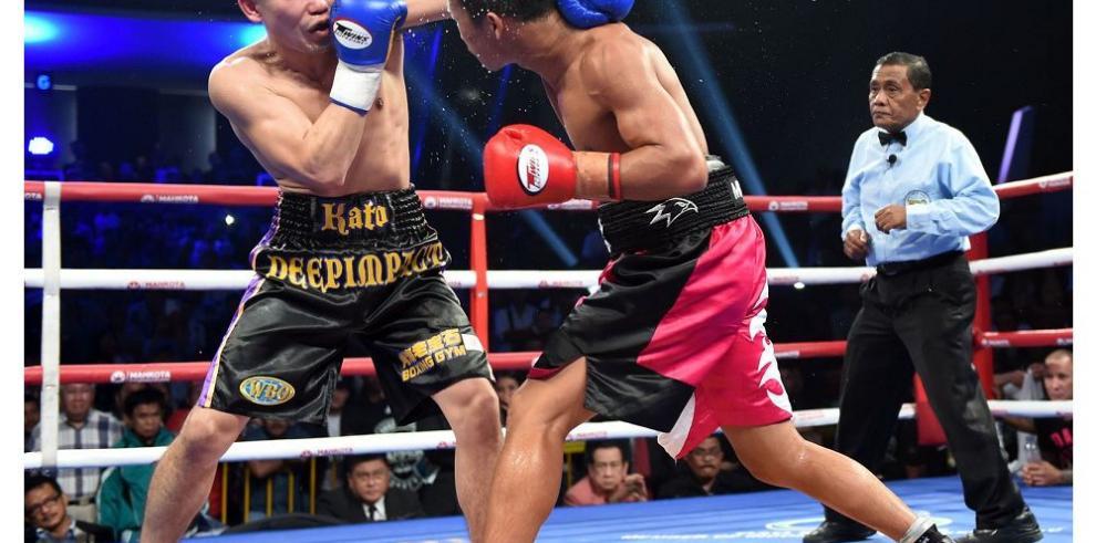 Batalla en Indonesia