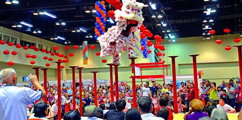 Inician las festividades del año nuevo chino