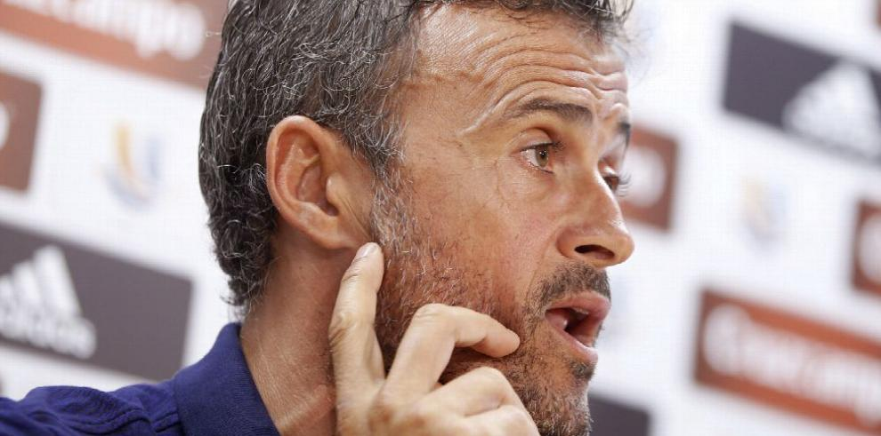 'Sampaoli tiene buen gusto si le gusta el Barcelona' Luis Enrique