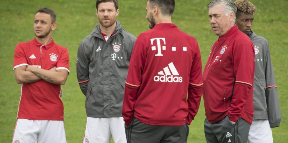 Bayern y Borussia por la Supercopa alemana