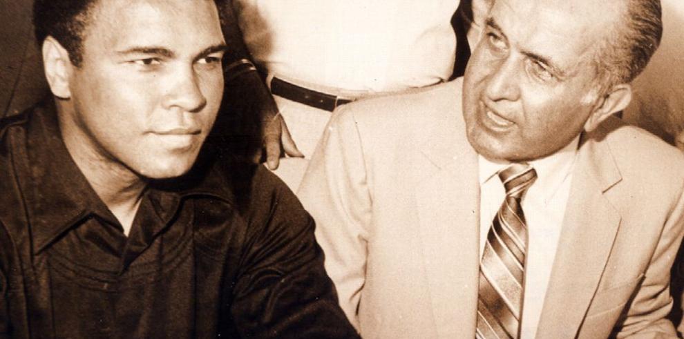 Ali tuvo presencia en la hípica panameña