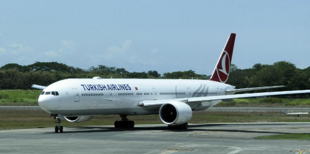 Se agotaron los asientos de Lufthansa y Turkish a Panamá