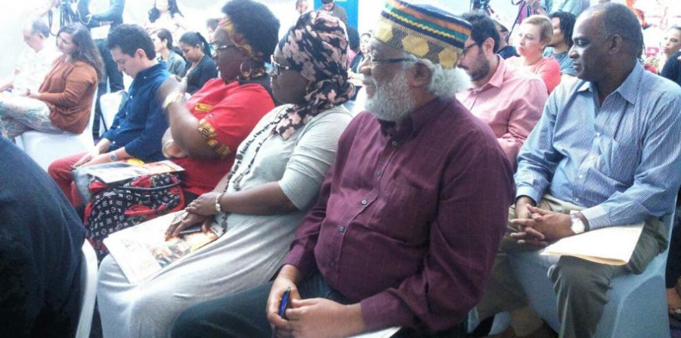 Reconocen las contribuciones de la etnia negra en Panamá
