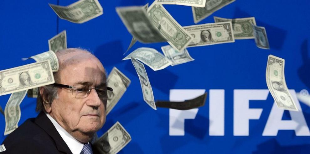 La FIFA perdió $122 millones