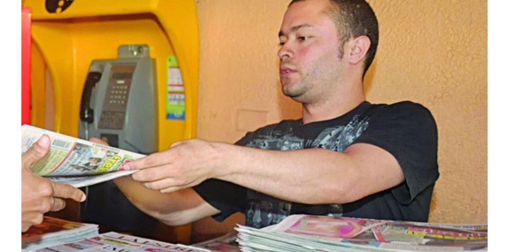 Falta de papel obliga al cierre de 'El Carabobeño'