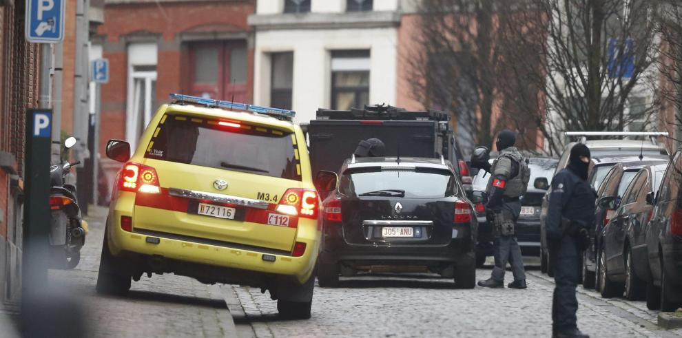 Salah Abdeslam es arrestado y herido en Bruselas