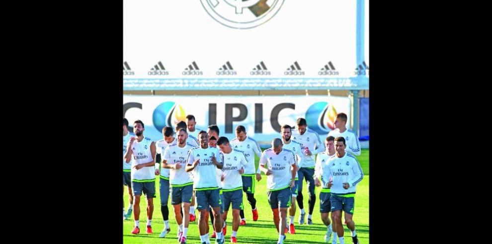 El Real Madrid vuela a Japón sin Gareth Bale