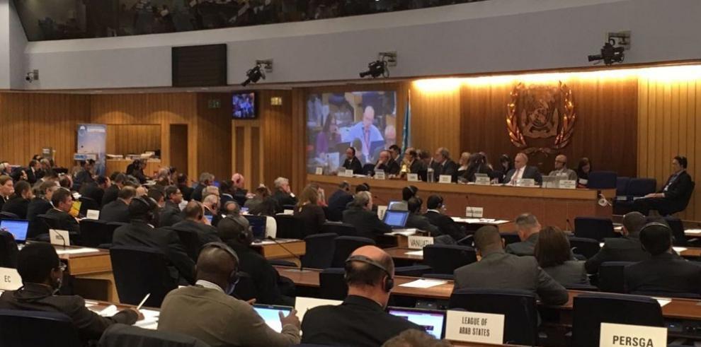 Panamá será sede de eventos de la OMI