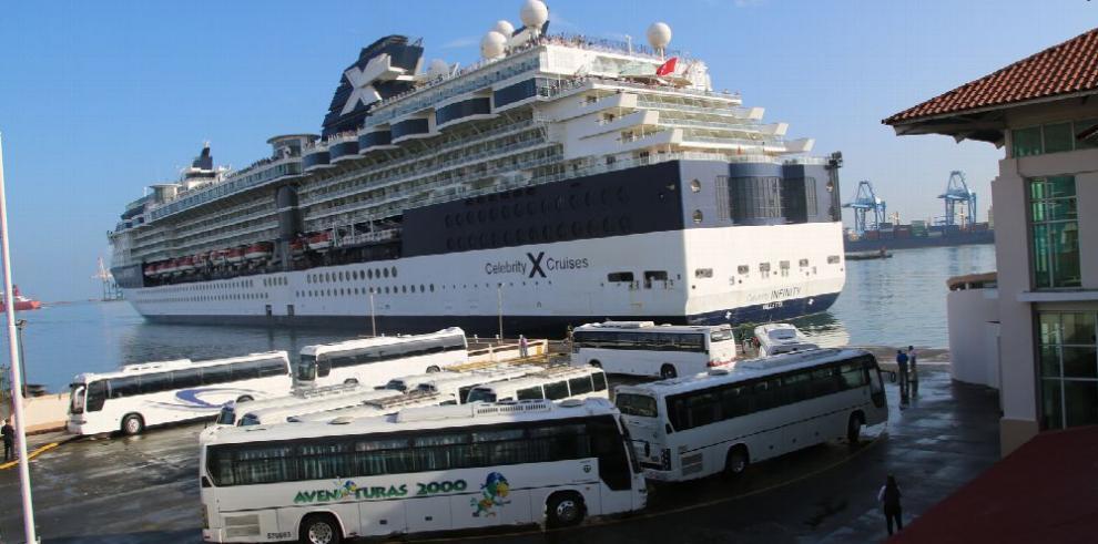 Temporada de cruceros arranca en octubre y registra aumento