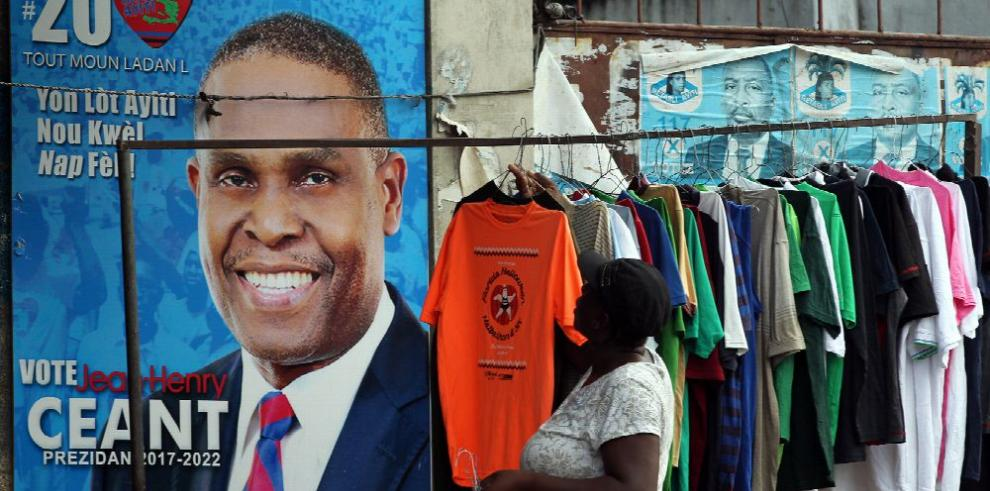 Haití acude a las urnas este domingo