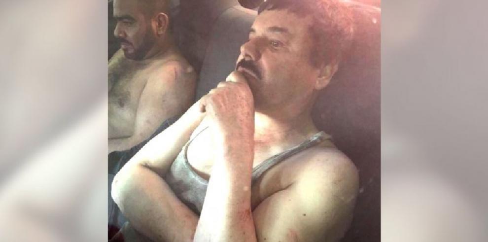EEUU expresa satisfacción por arresto del 'Chapo' y felicita a México