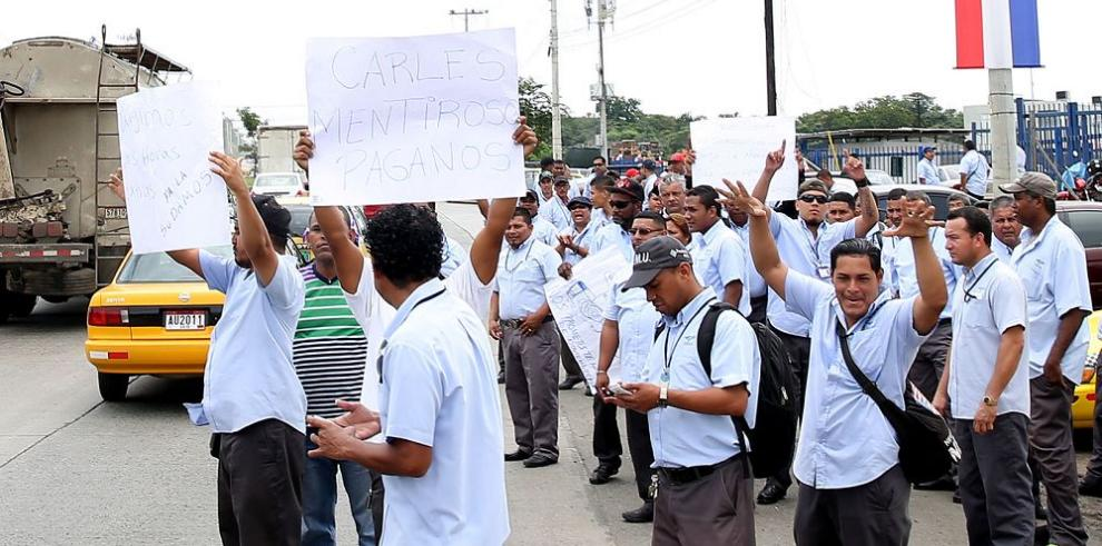 Operadores piden un nuevo salario al ser recontratados