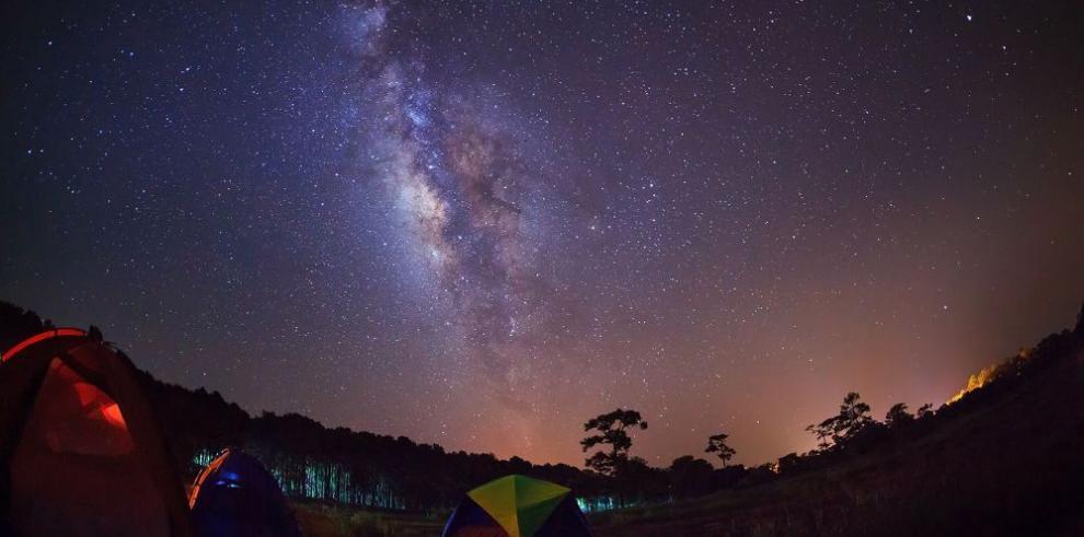 Una noche en Penonomé para aprender de astronomía