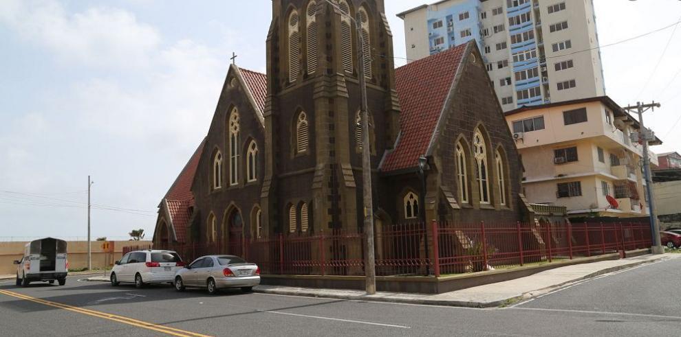 Iglesia restaurada de Colón, postulada en concurso de arquitectura local