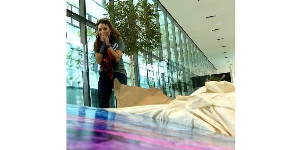 Escultura de artista panameña será exhibida en Ginebra