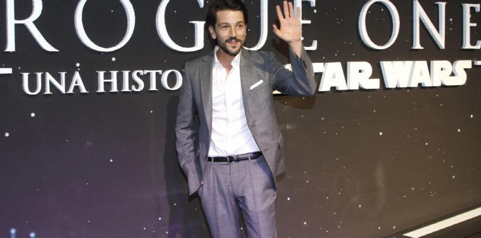 Diego Luna, el primer héroe mexicano de Star Wars