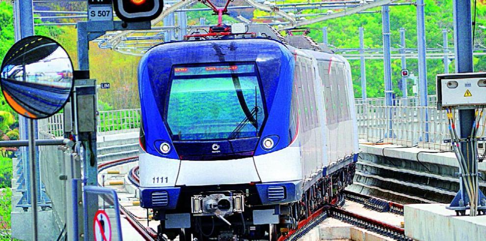 Metro de Panamá hará recorrido por ruta de Línea 3