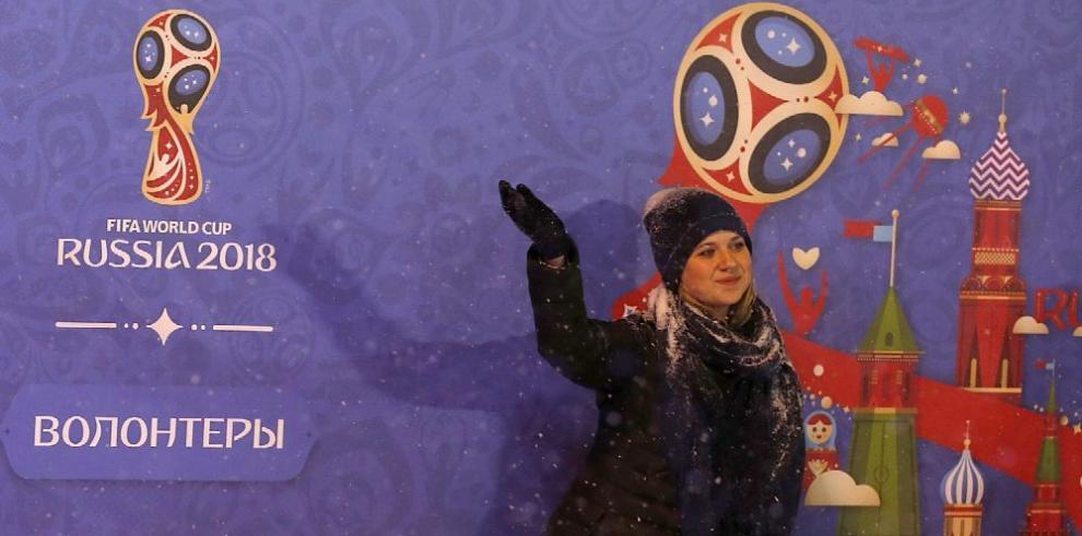 Récord histórico de voluntarios para el Mundial Rusia 2018