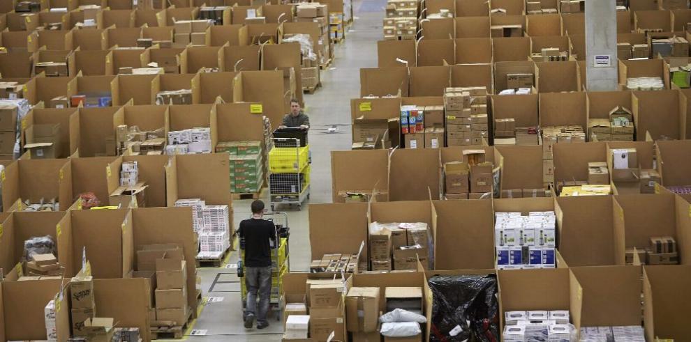 Amazon presenta supermercado