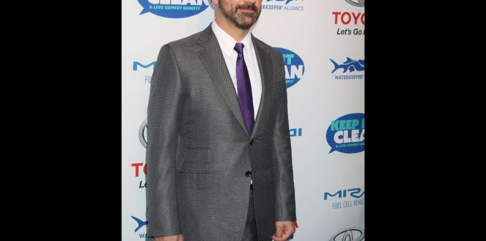 Jimmy Kimmel será el presentador de los Óscar