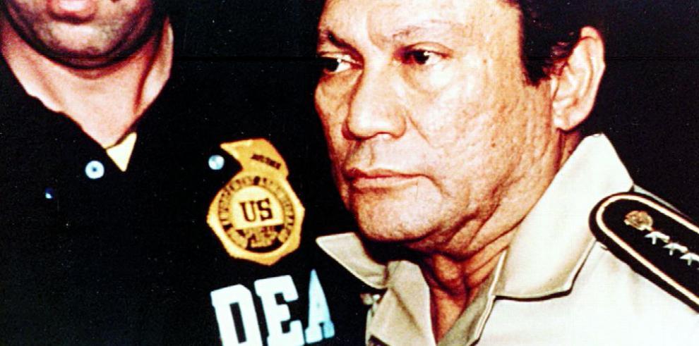 Viuda rechaza el arresto domiciliario a favor de Noriega