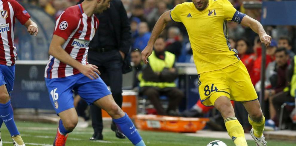 Atlético, Arsenal y Bayern se clasifican, el City frenó al Barsa
