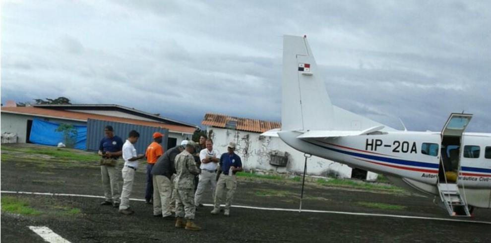 Suspenden hasta mañana búsqueda de helicóptero perdido en Pacífico