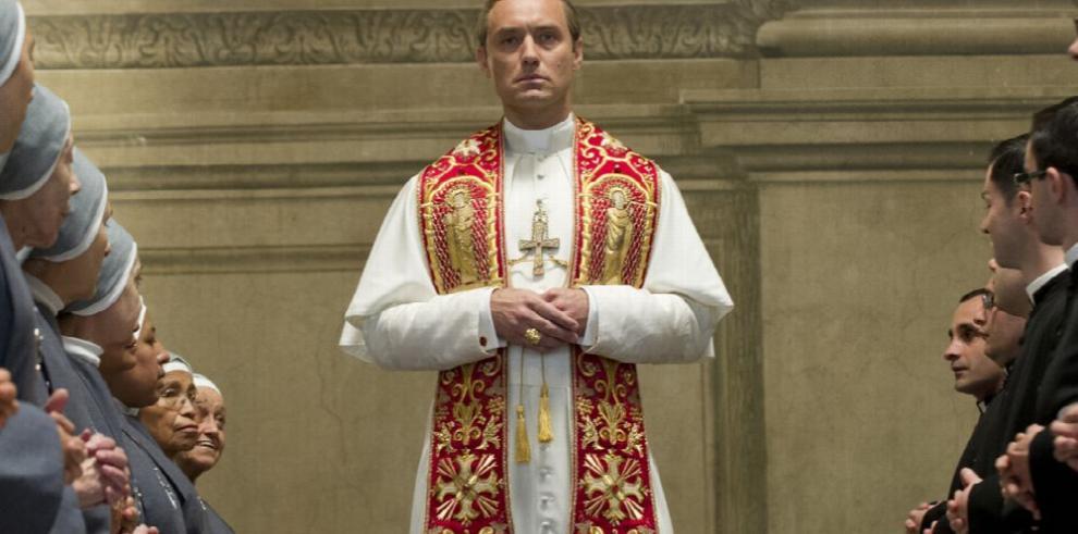 'The Young Pope' se estrenará en enero
