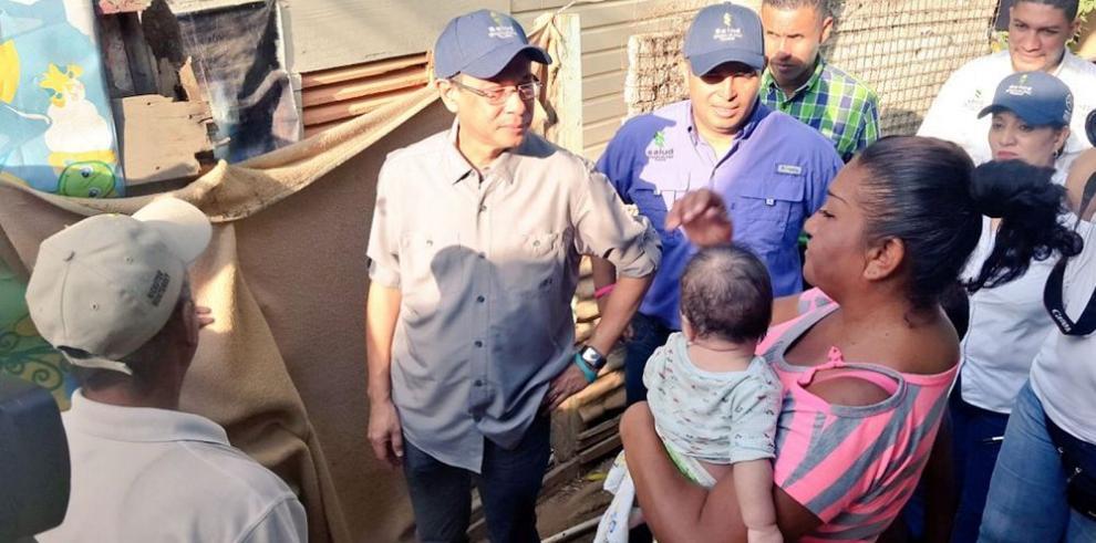 Quince nuevos casos de zika, siete de ellos en la capital