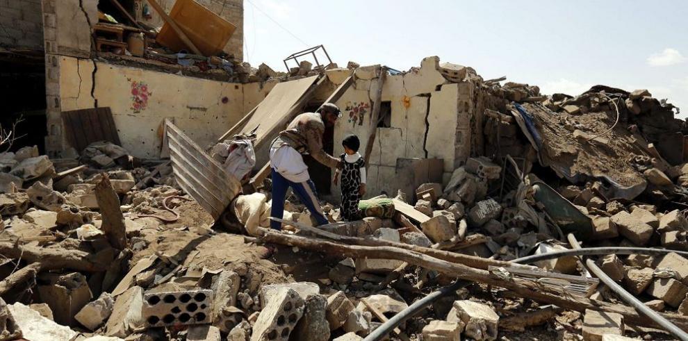 Europa pide parar bombardeos contra los civiles en Yemen
