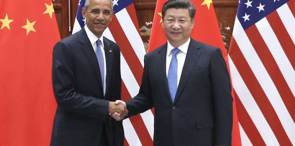 Obama traslada a Xi su