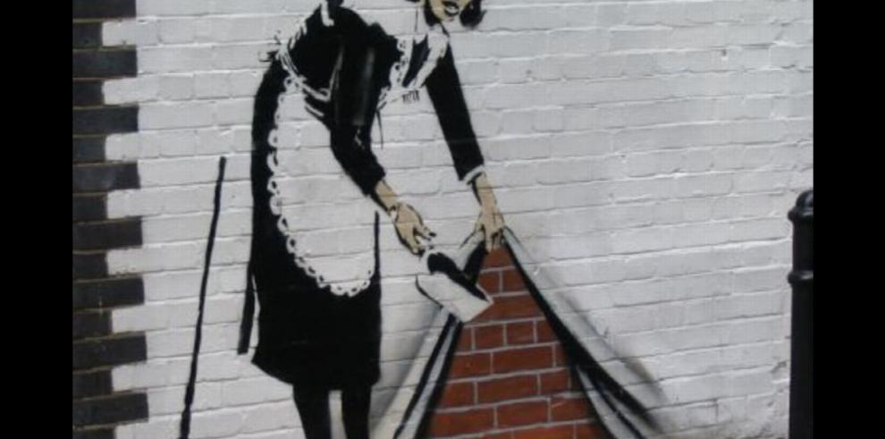 Diario, tras la identidad de Banksy
