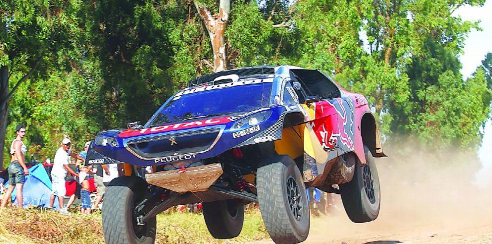 Máxima seguridad para el Dakar 2017