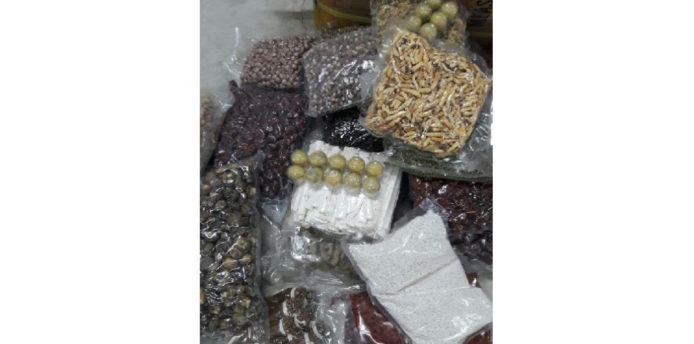 AUPSA decomisa productos sin registro sanitario