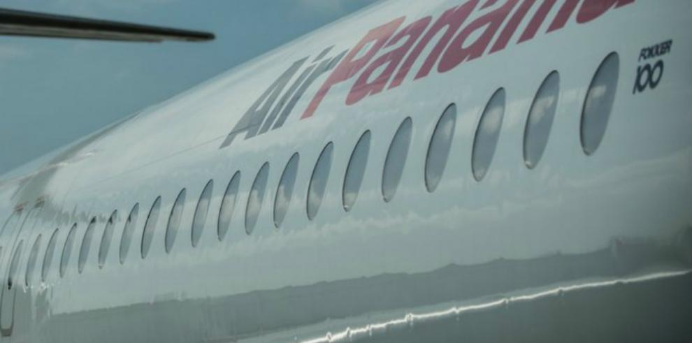 Avión de Air Panama genera alerta en aeropuerto de Costa Rica