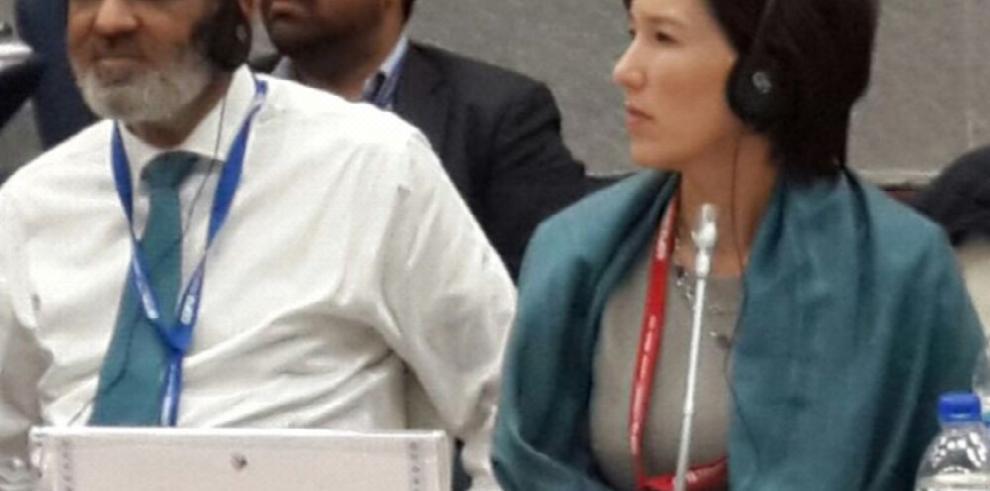 Delegación panameña presenta iniciativas sostenibles en la COP-13