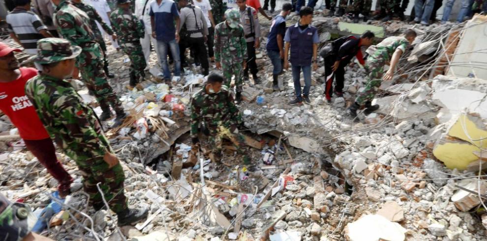 México se solidariza con Indonesia tras terremoto que deja 94 muertos