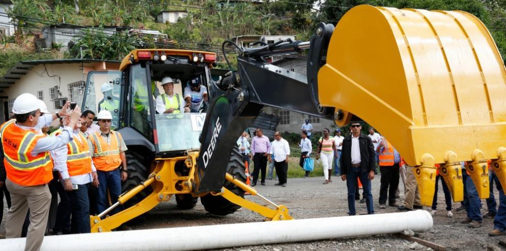 Proyectos de descentralización avanzan en San Miguelito