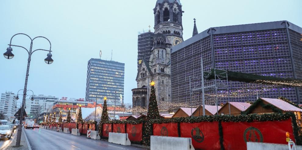 En video: Presunto yihadista involucrado en el atentado de Berlín